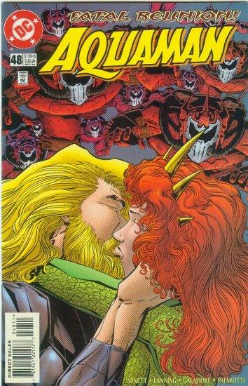 AQUAMAN #48 (1998)