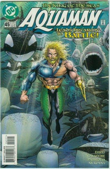 AQUAMAN #45 (1998)