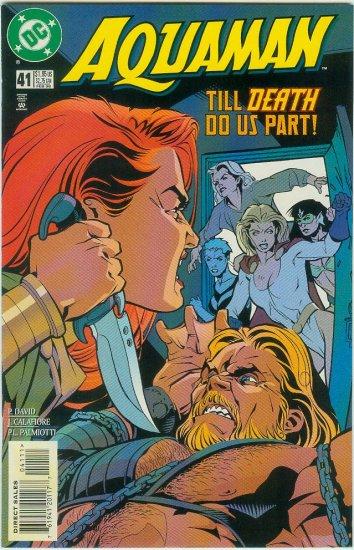 AQUAMAN #41 (1998)