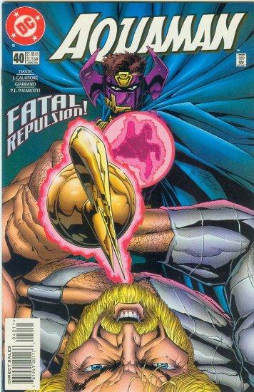 AQUAMAN #40 (1998)