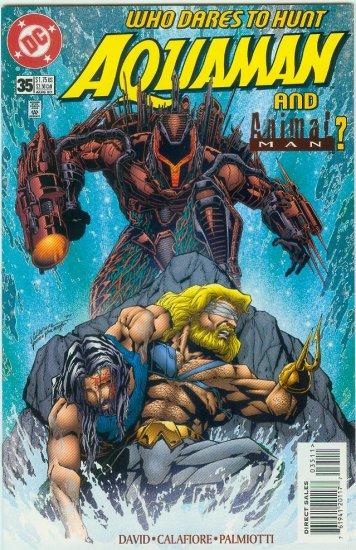 AQUAMAN #35 (1997)