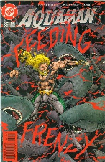 AQUAMAN #31 (1997)