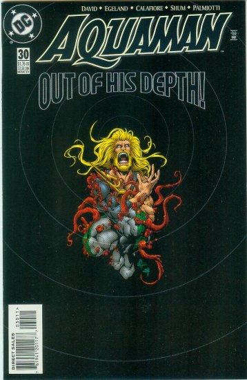 AQUAMAN #30 (1997)