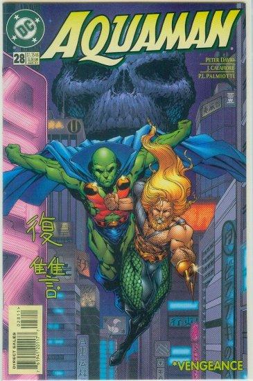 AQUAMAN #28 (1997)