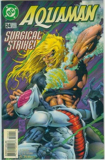 AQUAMAN #24 (1996)