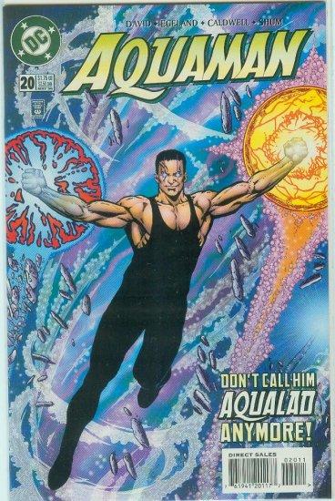 AQUAMAN #20 (1996)