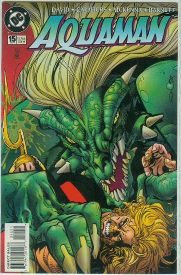 AQUAMAN #15 (1995)
