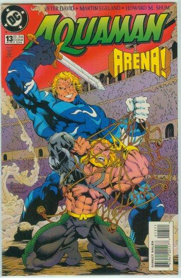 AQUAMAN #13 (1995)
