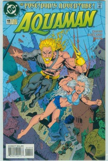 AQUAMAN #11 (1995)