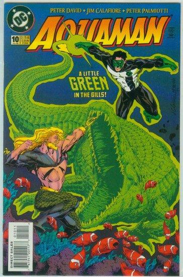 AQUAMAN #10 (1995)