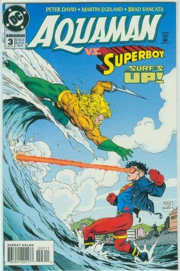 AQUAMAN #3 (1994)