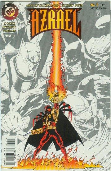 AZRAEL #1 (1995)