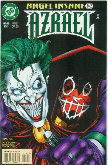 AZRAEL #28 (1997)