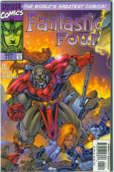 FANTASTIC FOUR #11 (1997)