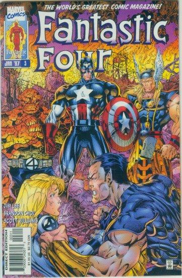 FANTASTIC FOUR #3 (1997)