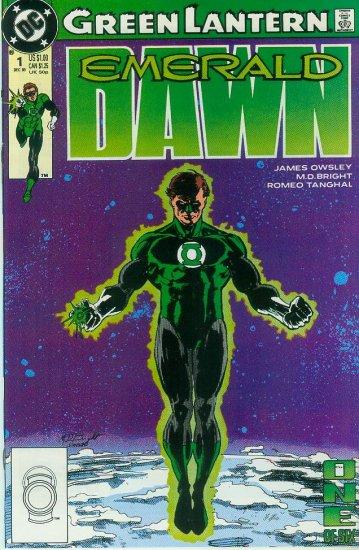 GREEN LANTERN EMERALD DAWN #1 of 6 (1989)