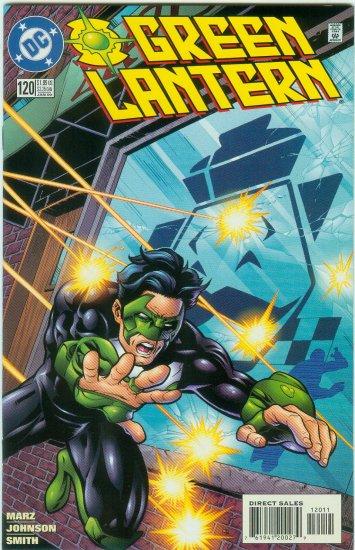 GREEN LANTERN #120 (2000)