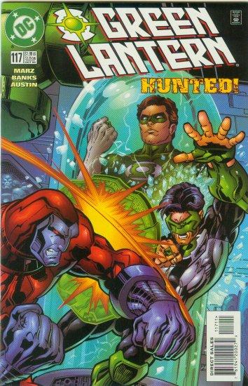 GREEN LANTERN #117 (1999)