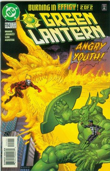 GREEN LANTERN #114 (1999)