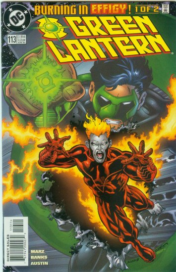 GREEN LANTERN #113 (1999)