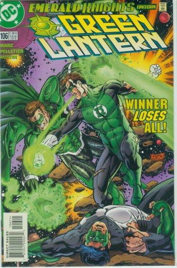 GREEN LANTERN #106 (1998)