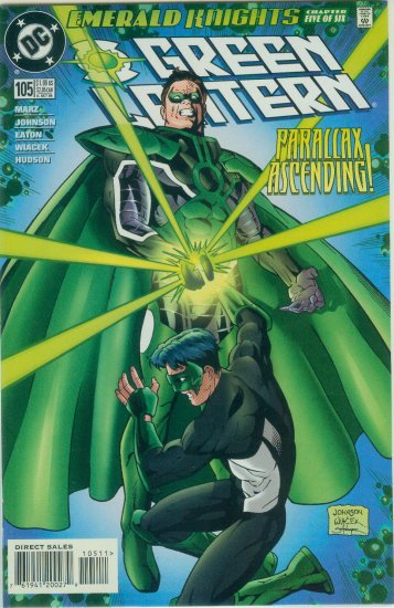 GREEN LANTERN #105 (1998)