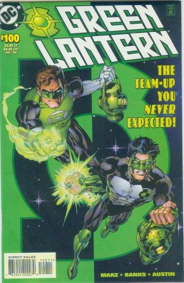 GREEN LANTERN #100 (1998)