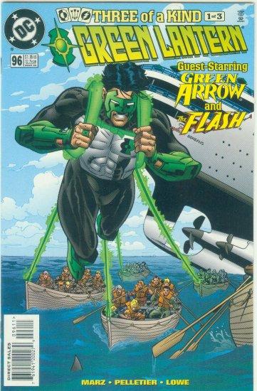 GREEN LANTERN #96 (1998)
