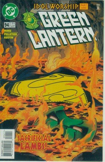 GREEN LANTERN #94 (1998)