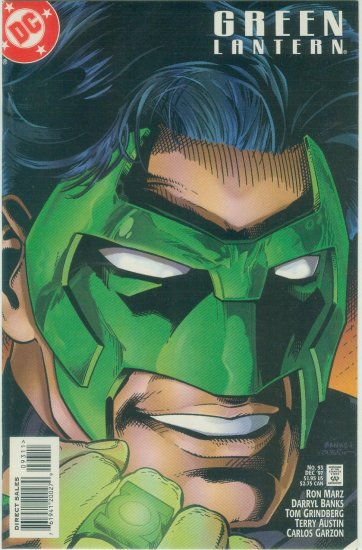 GREEN LANTERN #93 (1997)