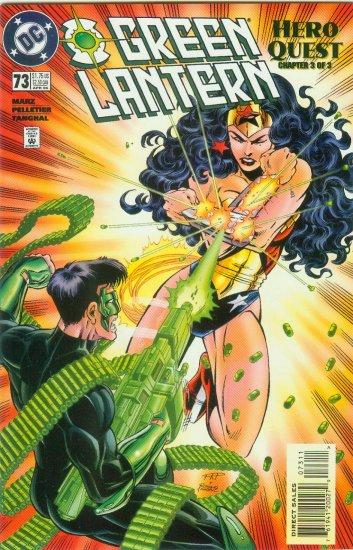 GREEN LANTERN #73 (1996)