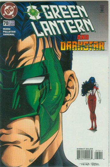 GREEN LANTERN #70 (1996)