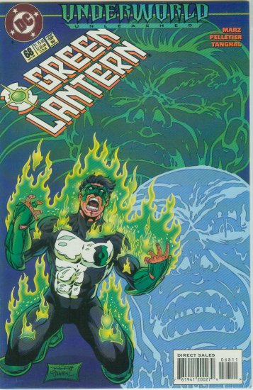 GREEN LANTERN #68 (1995)
