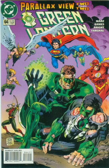 GREEN LANTERN #64 (1995)