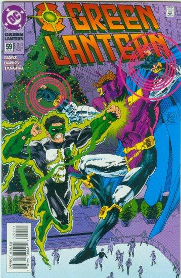 GREEN LANTERN #59 (1995)