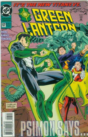 GREEN LANTERN #57 (1994)