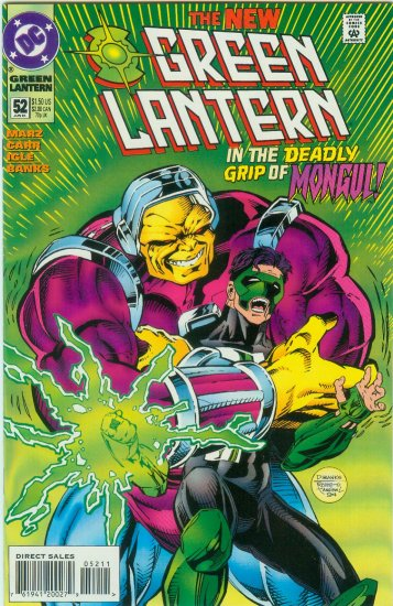 GREEN LANTERN #52 (1994)