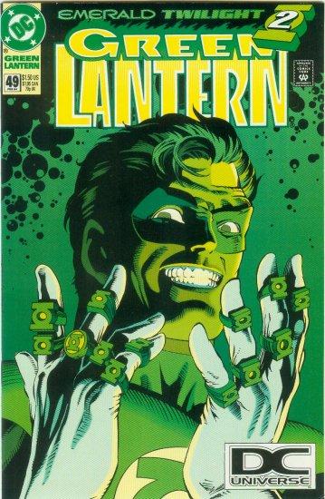 GREEN LANTERN #49 (1994)