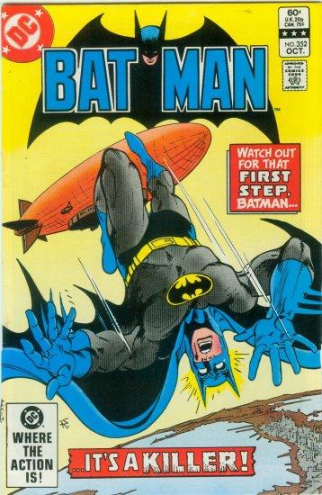 BATMAN #352 (1982)
