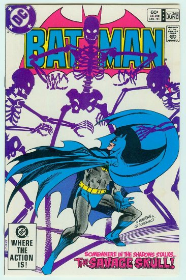 BATMAN #360 (1983)