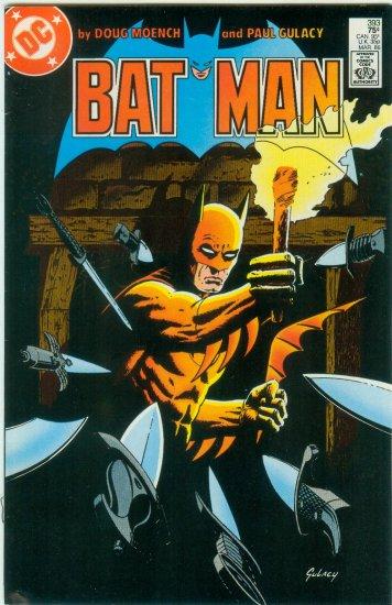 BATMAN #393 (1986)
