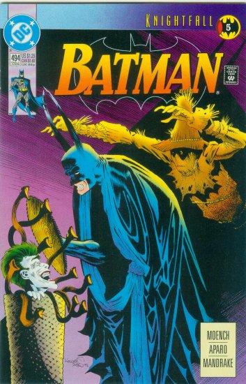 BATMAN #494 (1993)