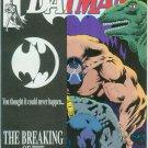 BATMAN #497 (1993)