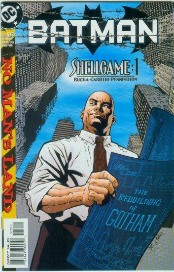BATMAN #573 (2000)