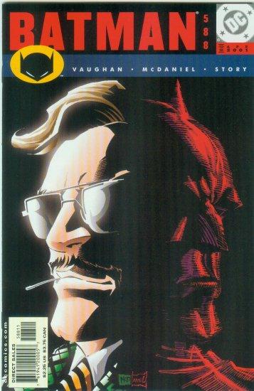 BATMAN #588 (2001)