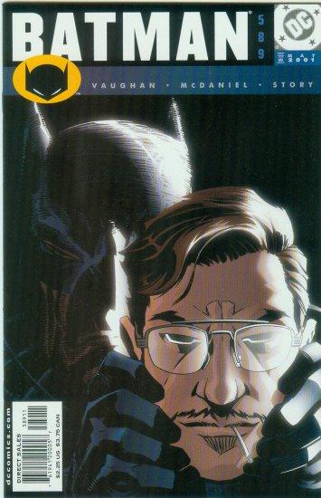 BATMAN #589 (2001)