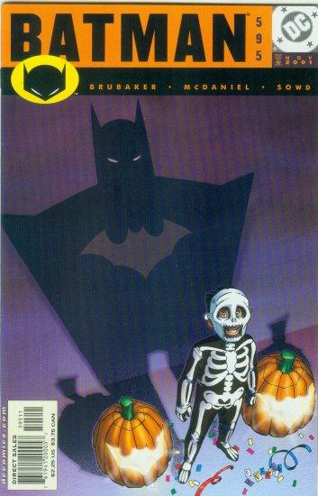 BATMAN #595 (2001)