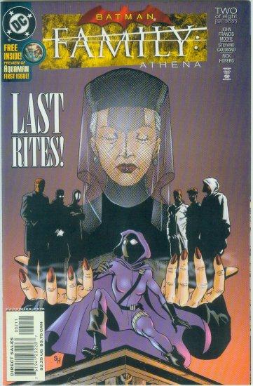 BATMAN FAMILY #2 OF 8 (2003)