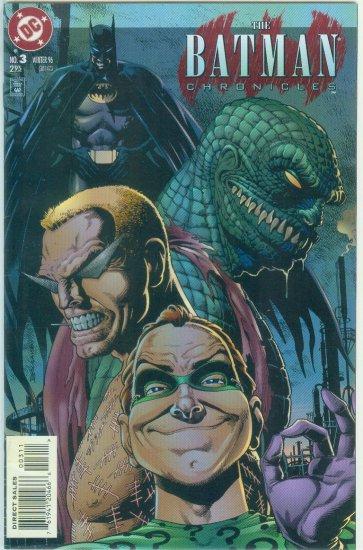 BATMAN CHRONICLES #3 (1996)