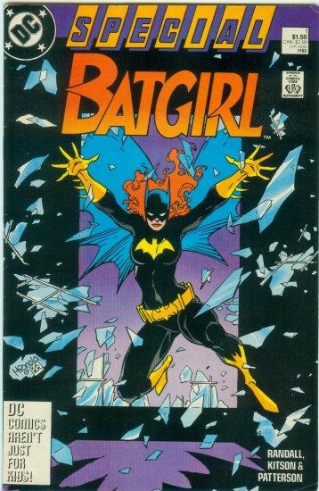 BATGIRL SPECIAL #1 (1988)